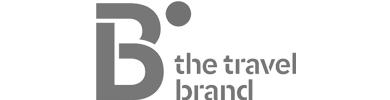 B the traveler brand logo Fondo 2