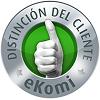 Sello plata de eKomi / eKomi Silver seal