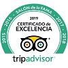 Salón de la fama tripadvisor 2019 / Hall of Fame tripadvisor 2019