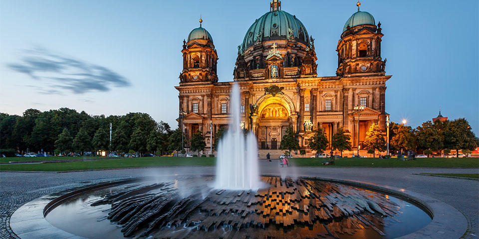 Berlin Cathedral, discover its fascinating history on our Free Tour