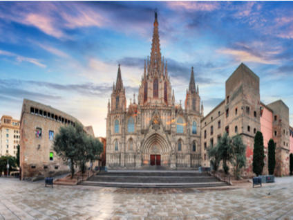 Catedral Gótica Buendia Tours Barcelona