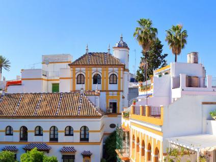 Tejados de la judería de Sevilla-Free Tour Judería de Sevilla-Buendía Tours