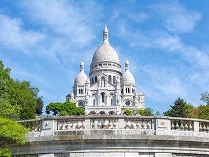 Sacre Coeur de Paris-Free Tour París Montmartre-Buendía Tours