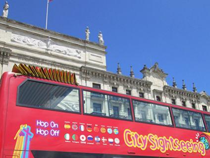 Bus turístico Santander - Actividades y visitas guiadas Santander-Buendía Tours